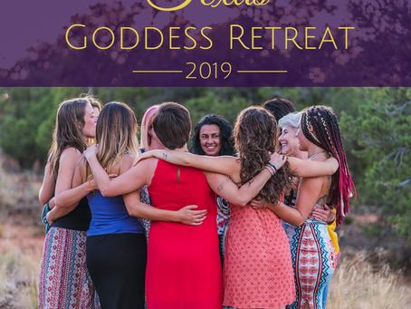 Announcing the 2019 Texas Goddess Retreat