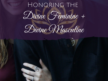 Conscious Love Between the Divine Feminine and Divine Masculine