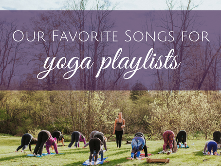 8 Songs to Add to Your Yoga Playlist