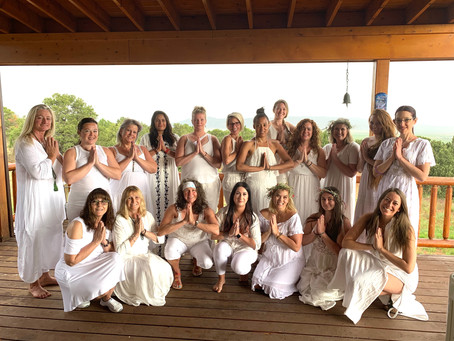 Photos from our June 2019 Utah Goddess Retreat