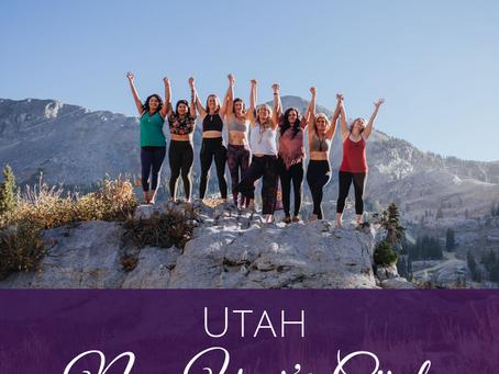 2019 Utah New Year's Manifestation Circle