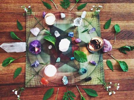 How to Create a Sacred Altar