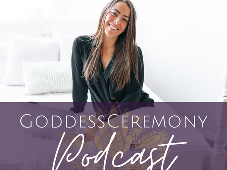 The GoddessCeremony Podcast Turns One!! What I've Learned Podcasting for One Year