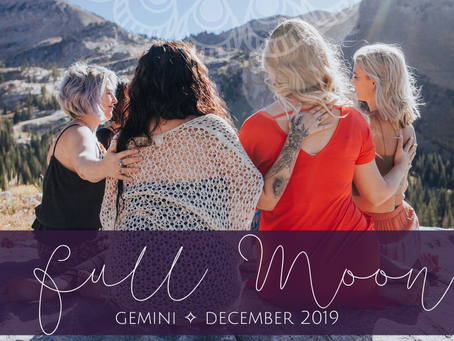 Full Moon in Gemini December 2019 - Compassionate Self Observation