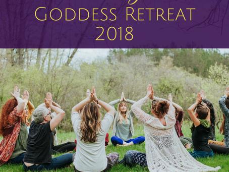 Michigan Women's Yoga Retreat May 2018