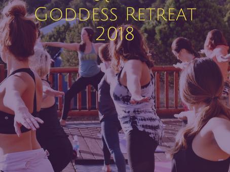 A Powerful Women's Yoga Retreat in Beautiful Southern Utah