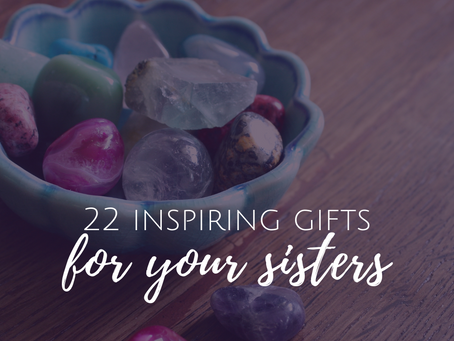 22 Amazing Gifts for Like-Minded Sisters
