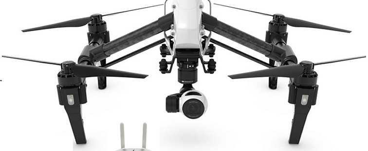 DJI Inspire 1 V2.0 Drone FPV RC Quadcopter Drone With 4K X3 Camera R