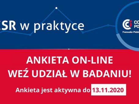 Ankieta na temat CSR w Polsce