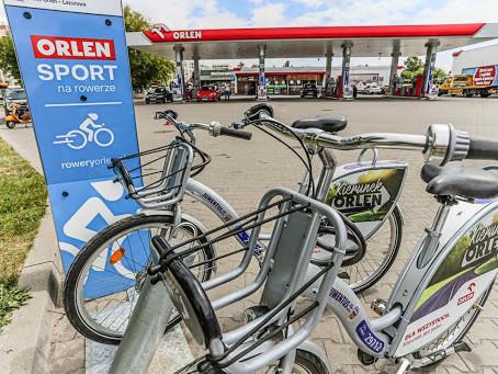 PKN ORLEN wspiera Płocki Rower Miejski