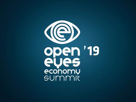 Konferencja Open Eyes Economy Summit