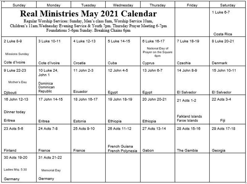 May 2021 Calendar pic.JPG