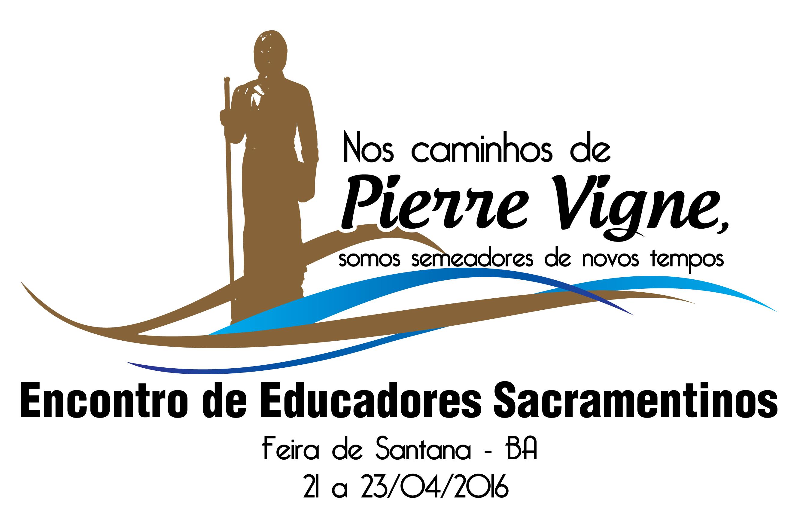 Encontro de Educadores Sacramentinos - logo