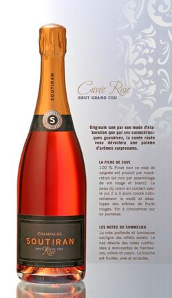 Cuvée Rosé Brut Grand Cru
