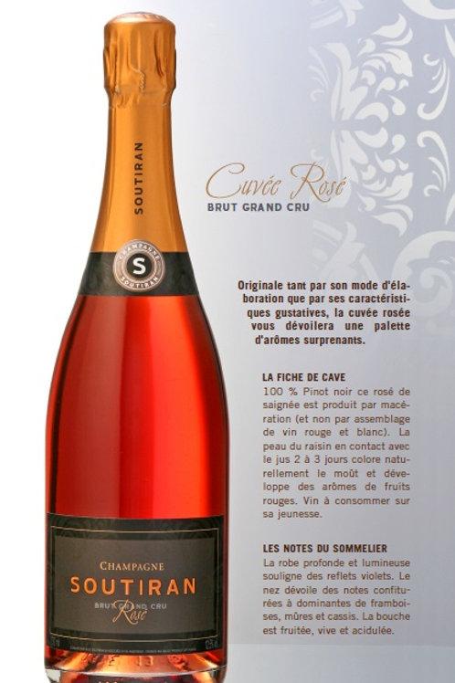 Soutiran - Rosée de Saignée Brut - 75 cl -