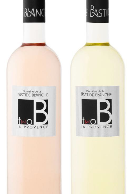 Domaine de la Bastille blanche - Two Be - Rosé - 75 cl