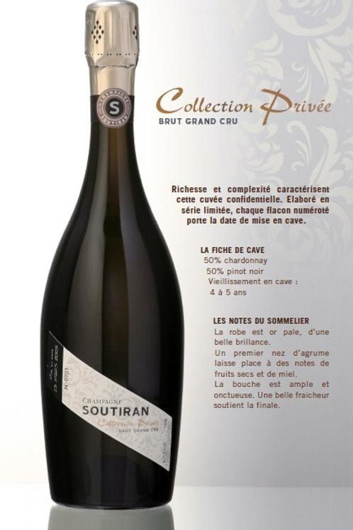 Soutiran - Collection Privée - Grand Cru brut - 75 cl -
