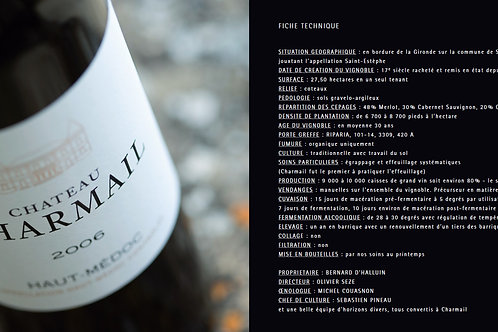 Charmail 2008 - 75 cl