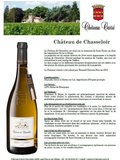 Château de Chasseloir - 50 cl