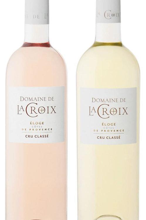 Domaine de la Croix - Eloge - Rosé- 50 cl