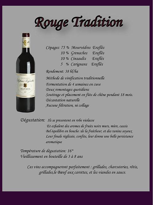 Rouge Bio Lafran-Veyrolles - 75 cl
