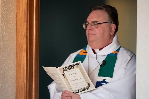 Rev. Dr. Bradley Miller, Intentional Interim Pastor