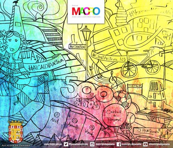 Alcaldía de Panamá - MacroFest
