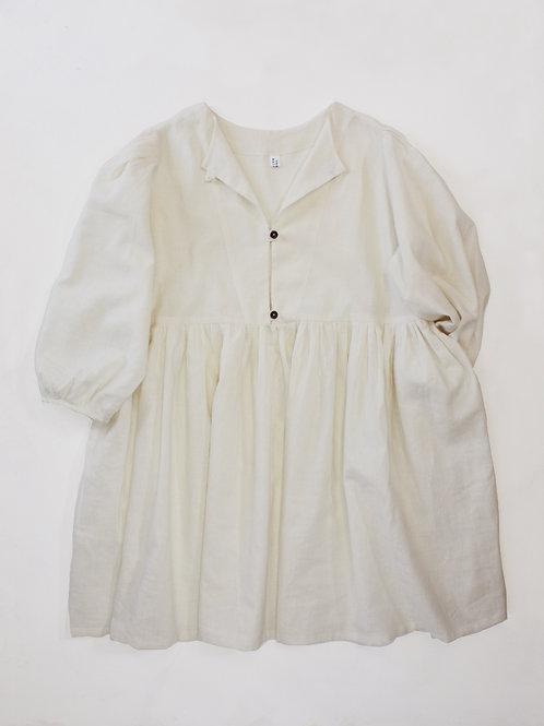Organic Hemp Aurelia Dress