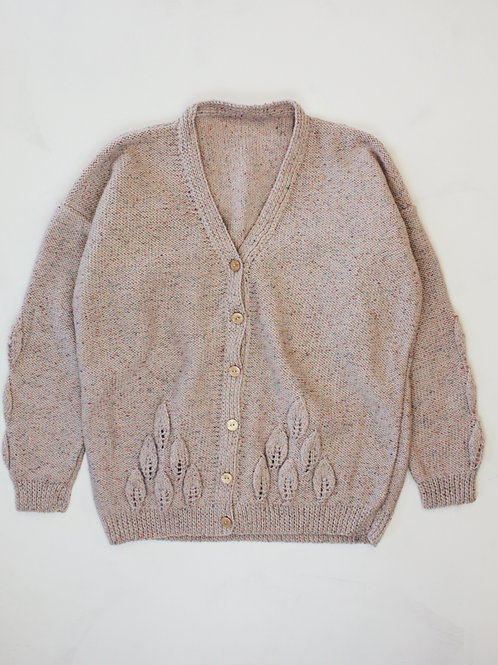 Pre loved hand knit cardigan
