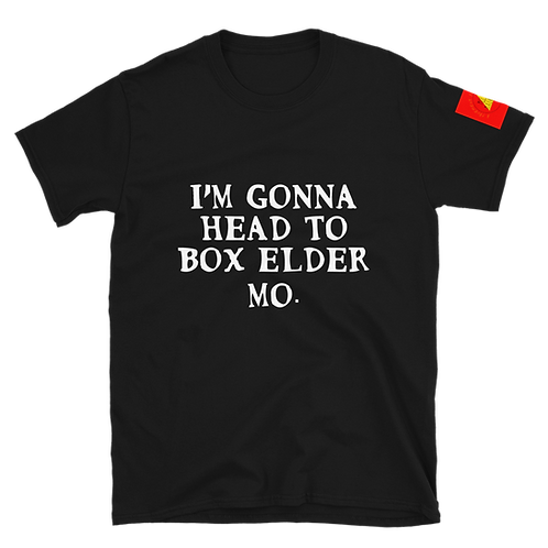 Box Elder Short-Sleeve Unisex T-Shirt