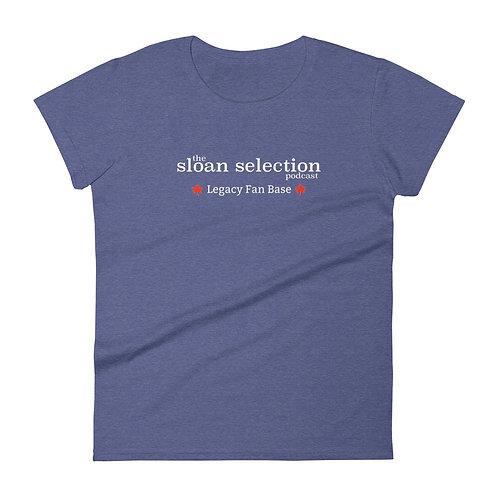 Women's Sloan Selection short sleeve t-shirt