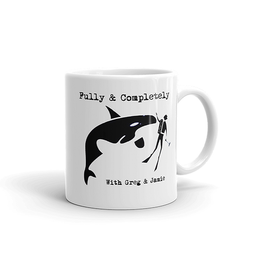 Killer Whale Tank Mug