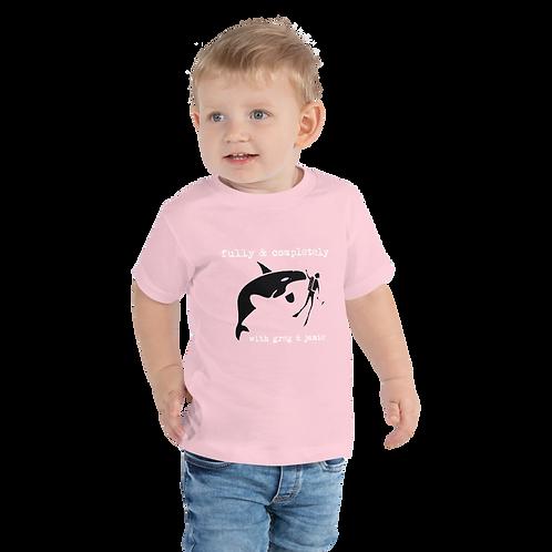 Toddler Killer Whale Tank Short Sleeve Tee