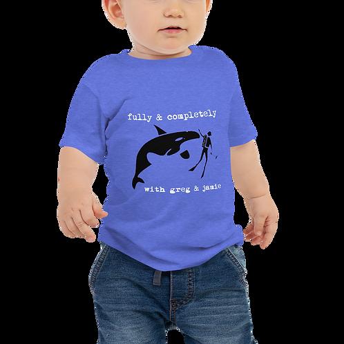 Baby Killer Whale Tank Jersey Short Sleeve Tee