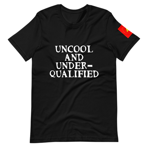 Uncool Short-Sleeve Unisex T-Shirt