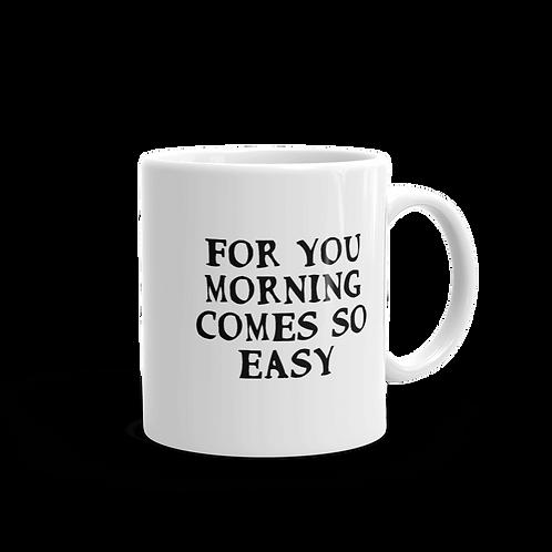 Type Slowly Mug