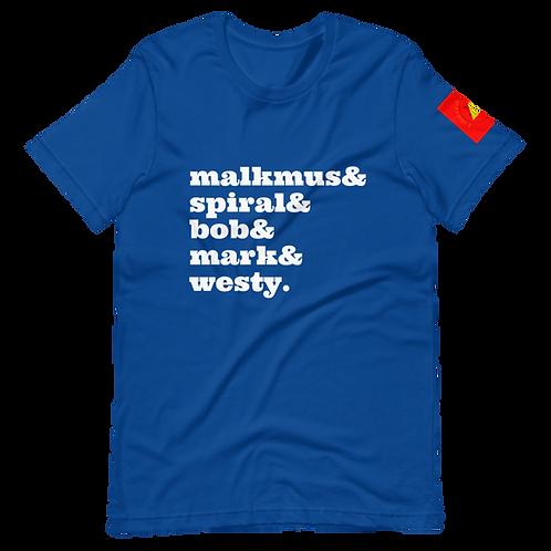 Team Pavement Short-Sleeve Unisex T-Shirt