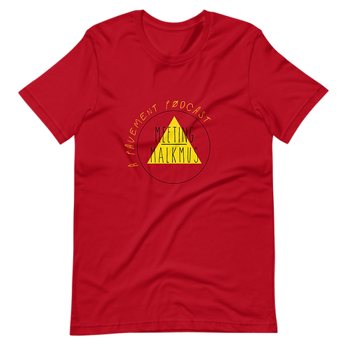Meeting Malkmus Short-Sleeve Unisex T-Shirt