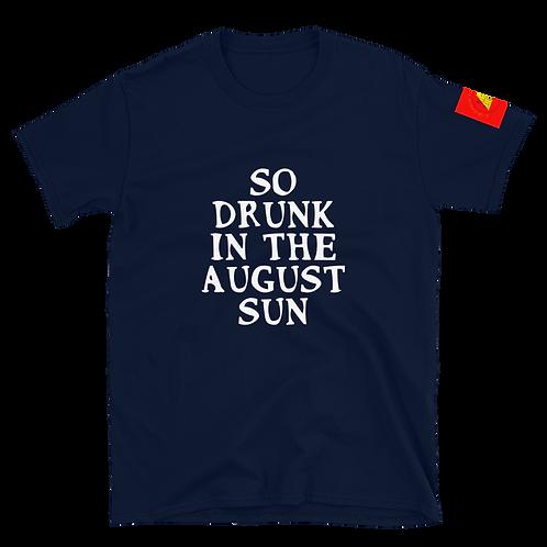 Gold Soundz Short-Sleeve Unisex T-Shirt