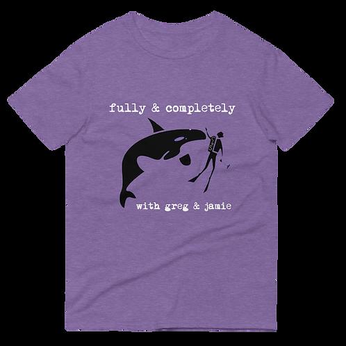 Killer Whale Tank Short-Sleeve T-Shirt