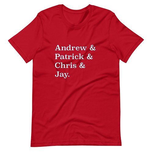 Team Sloan Unisex T-Shirt