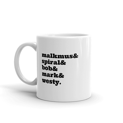 Team Pavement Mug