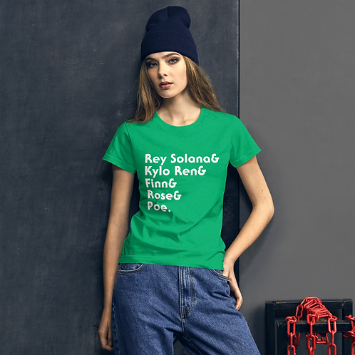Team Duel of the Fates Women's short sleeve t-shirt