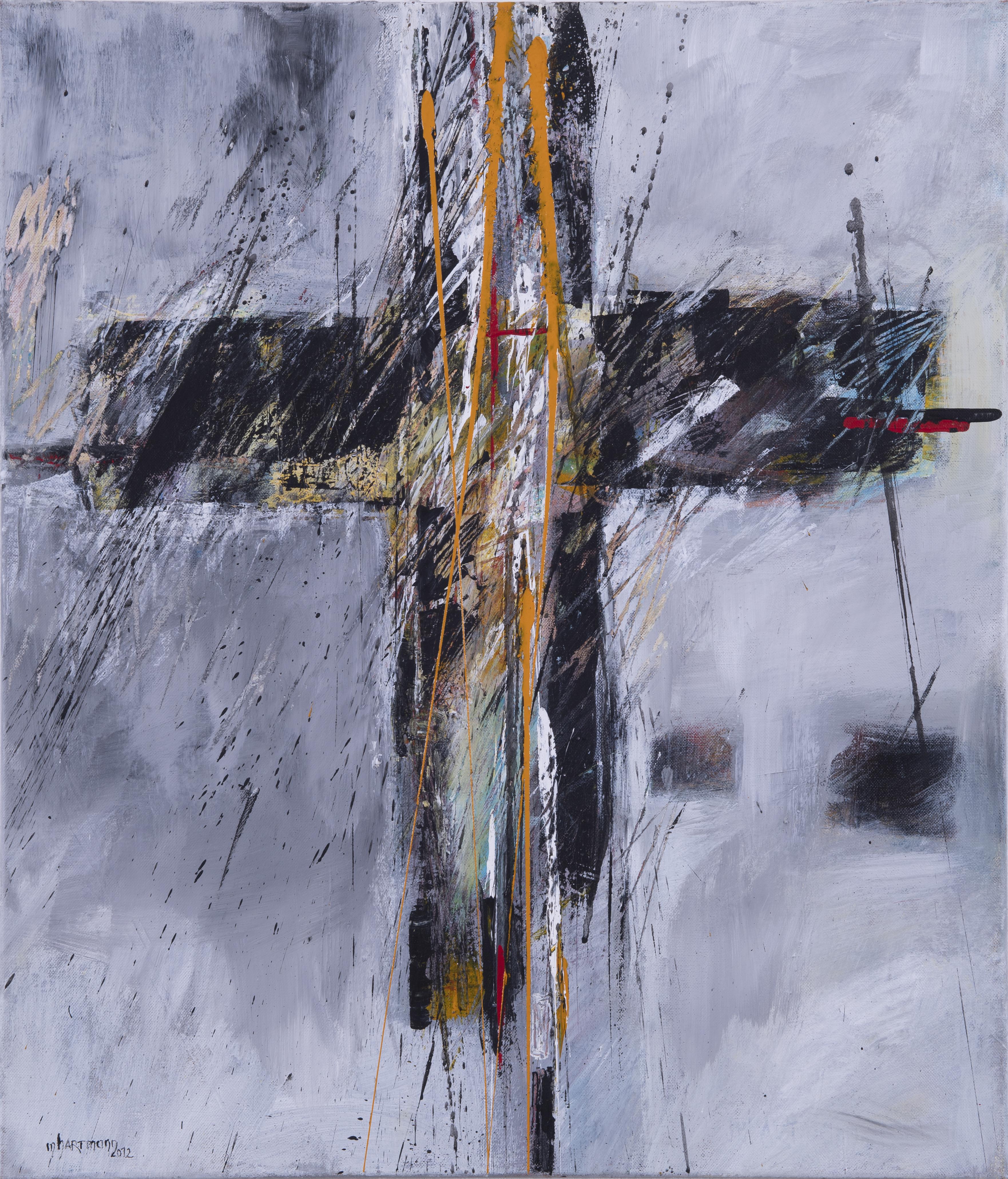 Aufbrechendes Kreuz