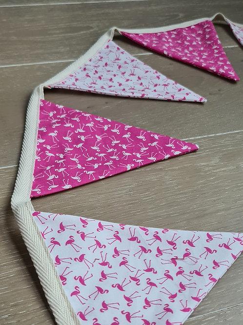 Bunting - Flamingos