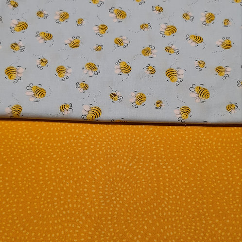 Bees & Yellow
