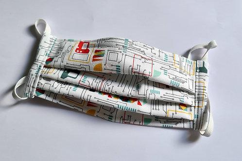 Spaceship Circuitboard