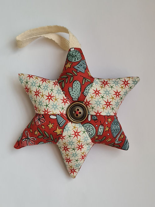 Liberty Star - Red