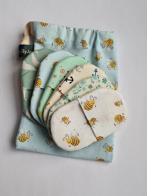 Blue Bees (6 light pads)