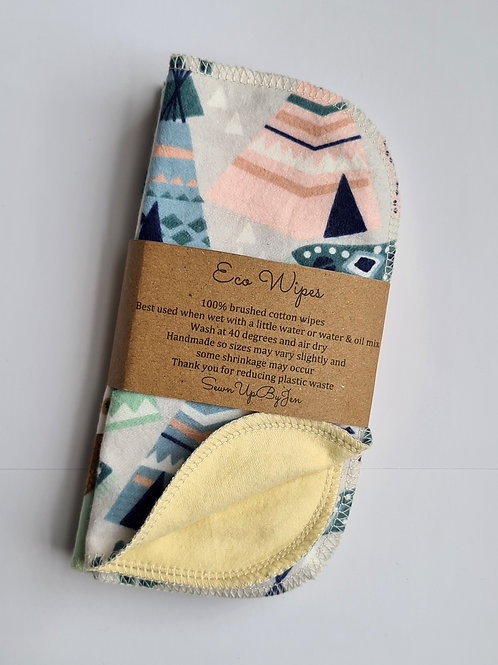 Eco Wipes -Tents